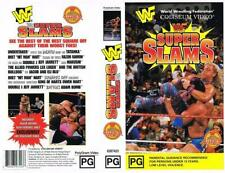 Wrestling PAL VHS Movies