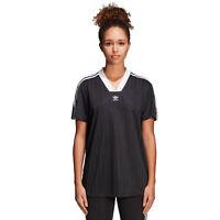 adidas Originals Football Jersey Damen Shirt T-Shirt Trikot Oberteil Kurzarm