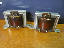 2x Telefunken  Ausgangsübertrager AL4 Röhren tube amp .           kt