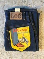 Jeans regulars bleus pour homme
