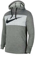 Mens Nike Therma Fleece Pullover Training Hoodie BV2764-063 Dri-Fit Size Large