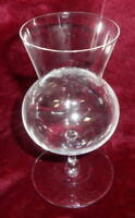 BACCARAT THISTLE Brandy Glass - A CRYSTAL BEAUTY!