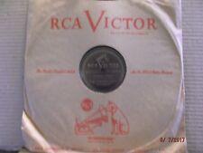 "RCA 10"" 78/Vaughn Monroe/In A Little Book Shop/Passing Fancy/VG+/E!!!"