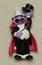 Mumford the Magician 1999 Sesame Street PVC Tyco Preschool Toys inc Henson RARE