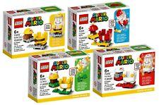 LEGO® Super Mario 4er-Set: 71370 71371 71372 71373 - neu, ovp