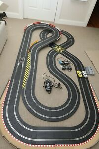 Scalextric Digital Set With Two Porsche Boxsters