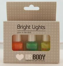 LUS 'Bright Lights' Glow In The Dark Nail Polish Teen Girls Accessories