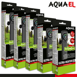 Aquael Kunststoff Heizer Ultra Heater Heizstab 25 Watt - 150 Watt Regelheizer