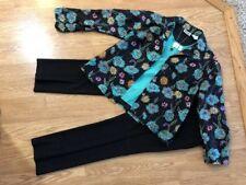 Women's Chico's Sz 1.0 (8) Outfit: Jacket;Top;Pants. NWOT Necklace. EUC!