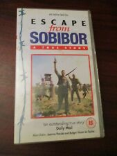 Escape From Sobibor A True Story   VHS Video Tape (NEW)