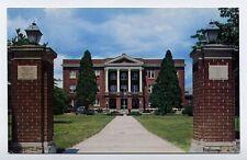 COLUMBIA SC old Columbia College Girls School postcard