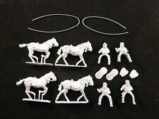 Black Tree Design 28mm Warriors of Islam Armoured Cavalry with Spear (4 Mounted)