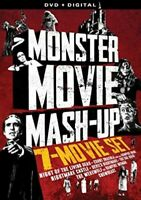 Monster Movie Mashup - 7 Film Collection [New DVD] Full Frame, 2 Pack
