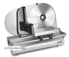 DPM SL8838 AFFETTATRICE Elettrica 150W LAMA ACCIAIO 22cm smontabile Cavo avvolgi