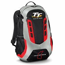 Official  Isle of Man TT Back Pack