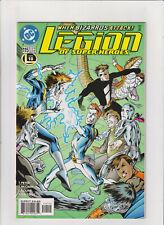 Legion of Super-Heroes #115 NM- 9.2 DC Comics 1999 Bizarro's Attack