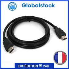 Câble HDMI 1M/1.8M/3M/ HIGH SPEED 4K 3D ULTRA HD PS4/PS5/Switch