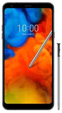 LG Q Stylus - 32GB - Aurora Black (Ohne Simlock)