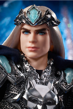 New Barbie Ken 2017 King of the Crystal Cave Faraway Forest With Shipper Rooted