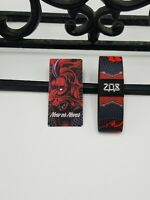 Zox  Strap - NOW OR NEVER Silver