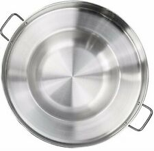 Large Mexican Style Wok Comal Cazo Griddle Fryer Chicharron Deep Fry Pan...