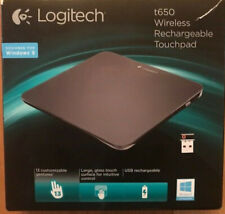 Mouse - Logitech Rechargeable Touchpad T650 Multi-Touch pad