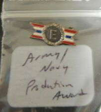 WWII US Army Navy Production Award Pin
