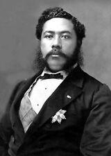 King David Kalakaua of Hawaii-last Reigning King of the Kingdom of Hawaii