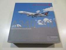 Dragon Air Canada  A340-300  Nagano 98 Colors  1:400 Die Cast Model w/stand =