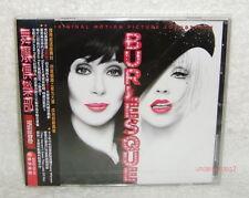 Burlesque Soundtrack Taiwan CD Christina Aguilera Cher