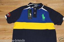 Polo ralph Lauren Men Shirt Big Pony US OPEN  Small S  Custom FIT