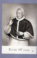 cartolina  papa Giovanni XXIII° - non viaggiata