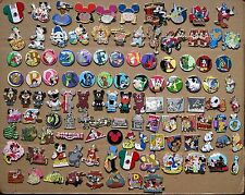~ 25 Disney Trading Pins most are Hidden Mickey~