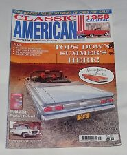 CLASSIC AMERICAN MAY 2002 NO.133 - TOPS DOWN, SUMMER'S HERE!/1958 CADILLAC