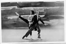 "Fred Astaire & Leslie Caron ""Daddy Long Legs"" 1955 Movie Still Photo Postcard"
