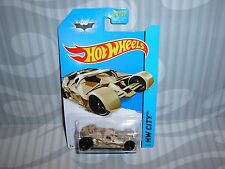 2014 HOT WHEELS ''HW CITY'' #63 = THE TUMBLER - TAN CAMOUFLAGE VERSION  us