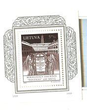 ARCHITETTURA - ARCHITECTURE LITHUANIA 1999 block