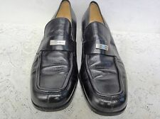 ladies Dolce Gabbana leather loafers size LADIES EUR 36 US 5