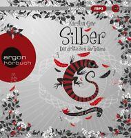SIMONA PAHL - (3/SA)SILBER-DAS DITTE BUCH DER TRÄUME  LESUNG 2 MP3 CD NEU