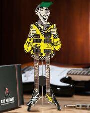 Axe Heaven Uncle Dick Doubleneck Mini Guitar Replica Collectible