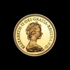 1979 in oro proof Sovereign