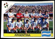 Italia '90 Argentina #220 World Cup Story Panini Sticker (C350)