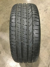 1 New 255 40 18 Pirelli P Zero MOE Run Flat Tire