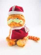 TY BEANIE BABIES HIS MAJESTY GARFIELD CAT KING ROYALTY KIDS PLAY TOY DOLL