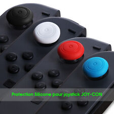 Protection Silicone Grip pour joystick de Joycon Joy-Con manette Nintendo SWITCH