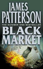 Black Market by James Patterson (Paperback) New Book
