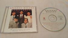 SPANDAU BALLET MUSCLEBOUND CD HOLLAND EDITION 1996