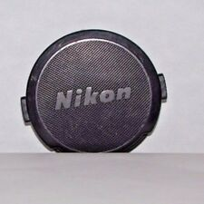 Used Nikon 52mm Lens Front Cap snap on type B12019