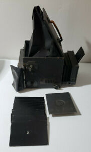 Vintage 1920's Eastman Kodak Auto Graflex Camera 5 x 7   Folmer & Schwing