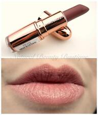MAKEUP REVOLUTION ROSE GOLD LIPSTICK~ SHADE: CHAUFFEUR~ NUDE Natural Mac Dupe